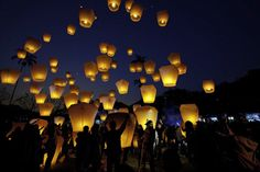 up up and away ( I love this tradition of the wishing lantern and then letting it fly into the sky )  on my bucket list