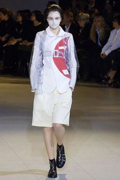 Comme des Garçons Spring 2007 Ready-to-Wear Collection - Vogue