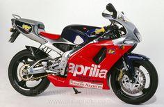 1998 Aprilia 125 RS