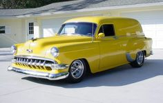 1954 Chevrolet Sedan Delivery