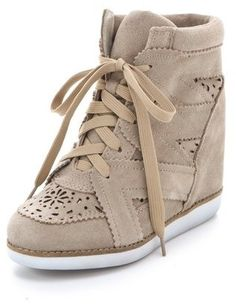 2dd52fd9450 Jeffrey Campbell Venice Platform Sneakers - ShopStyle Athletic