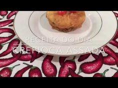 Crepioca assada - Cozinha da Robs