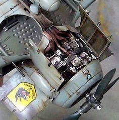 Superdetailers Unite: Focke-Wulf Fw 190 A-8/R11 Nachtj�ger Luftwaffe, Scale Models, Me262, Focke Wulf 190, Aircraft Propeller, Bmw Isetta, Cutaway, Modeling Techniques, Models For Sale