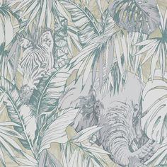 Design tapéták   Prestigious Textiles Origin tapéta kollekció   Samburu tapéta