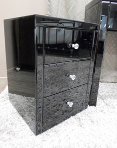 8 best mirror bedside table images diy ideas for home mirrored rh pinterest com