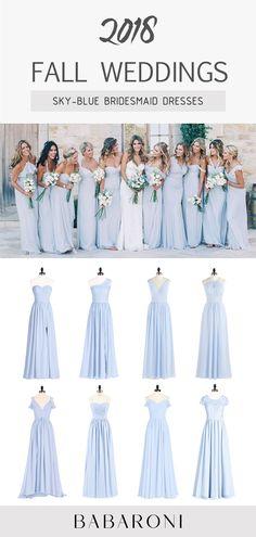 e47f2a0409ab 49 Best Beach bridesmaid dresses images   Bridal gowns, Dream ...
