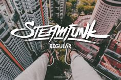 Steamfunk ( DISCOUNT ) by MIAODRAWING on Creative Market