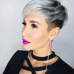 Madeleine Schön Short Hairstyles – 17