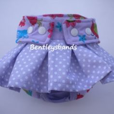 Female DOG washable Cloth Diaper Panty at the Shopping Mall, $9.00 (USD)