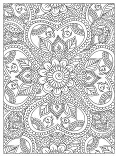 Quote Coloring Pages, Pattern Coloring Pages, Printable Adult Coloring Pages, Cool Coloring Pages, Flower Coloring Pages, Mandala Coloring Pages, Coloring Sheets, Coloring Books, Mandala Art