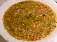 Zuppa di orzo farro e verdure by 3lena81 on www.ricettario-bimby.it