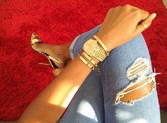 Yvonne Nelson Flaunts Designer Wears - Photo