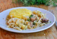 Risotto, Bacon, Ethnic Recipes, Pork, Pork Belly