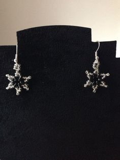 Items similar to Matching earrings and necklace Christmas star on Etsy Handmade Jewelry, Unique Jewelry, Handmade Gifts, Christmas Star, Jewellery, Stars, Trending Outfits, Earrings, Etsy