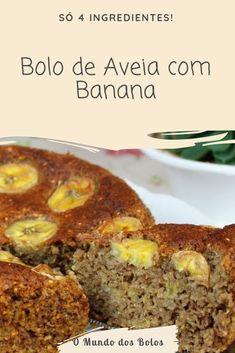Healthy Sugar, Easy Healthy Recipes, Vegan Recipes, Easy Meals, Best Banana Bread, Banana Bread Recipes, Filipino Desserts, Easy Cooking, Breakfast Recipes
