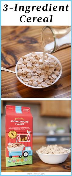 3-Ingredient Cereal