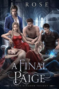 Read ebook A Final Paige (Hidden Kingdom Trilogy Full Page . Book Cover Background, Wattpad Background, A Final, Good Books, Books To Read, Paranormal Romance Series, Wattpad Book Covers, Free Books Online, Popular Books