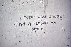 Yes, always find a reason!