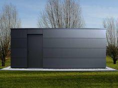 "Gartenhausmodell ""Box"" das puristische Cubus - Gartenhaus"