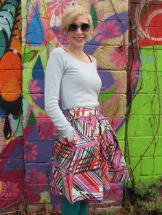 Dresden Skirt by Jay McCarroll