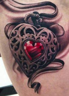 Tatouage coeur – Mon Tatouage