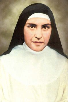 Blessed MariaGabriella Sagheddu--offered up her life to Christian unity.