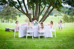 Vintage Inspired Tea Party - Amanda Newman Photography