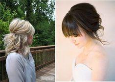 Acconciature per capelli corti ed eleganti fai da te