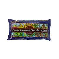 Save On Sunspire 10 Oz Vegan Carob Chips Dairy Free Sun-Drenched Mediterranean Carob Is Combined With Sunspire's Signature Malted Grain Sweetener And A Bit Vegan Chips, Carob Chips, Grain Foods, Vegan Foods, Malted Barley, Baked Chips, Dark Chocolate Chips, Natural Flavors, Natural Foods