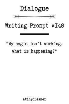 If you've been in a slump in your writing recently, read some of these 62 dialogue story writing prompts to be inspired in your writing again! Writing Inspiration Prompts, Writing Prompts Romance, Writing Prompts Funny, Writing Prompts For Writers, Creative Writing Prompts, Book Writing Tips, Cool Writing, Fiction Writing, Writing Quotes