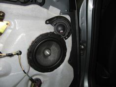 Kit separato hi fi car MTX con woofer da 165mm #mtx #caraudio #hificar