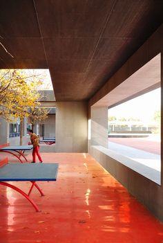 Galería de 1/2 Estadio / Interval Architects - 4
