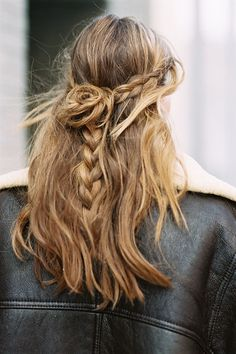 The Best Half-Up Hairstyles To Try Now