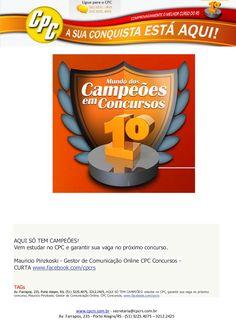 32-slide-share-mundo-dos-campees by Cpc Concursos via Slideshare