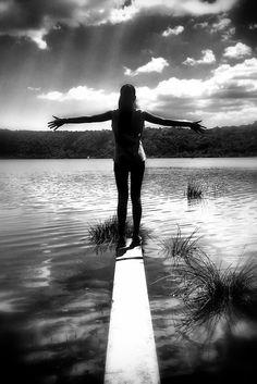 trampolino per il lago by Fabrizio Di Francesco on 500px