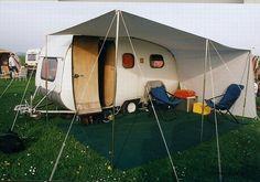 Smv10 Vintage Campers Trailers, Camper Trailers, Airstream Bambi, Retro Caravan, Summer Work, Caravans, Motorhome, Recreational Vehicles, Vintage Caravans