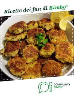 Polpette di ceci e zucchine (vegetariane) è un ricetta creata dall'utente 3lena81. Questa ricetta Bimby<sup>®</sup> potrebbe quindi non essere stata testata, la troverai nella categoria Secondi piatti vegetariani su www.ricettario-bimby.it, la Community Bimby<sup>®</sup>. 1200 Calories, Hummus, Vegan Vegetarian, Zucchini, Vegan Recipes, Food And Drink, Gluten Free, Chicken, Vegetables