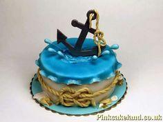 Anchor splash!