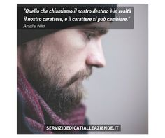 Spesso s'incontra il proprio destino nella via che s'era presa per evitarlo. (Jean de La Fontaine) #destino #cambiatestesso