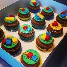 Resultado de imagen de LEGO Cupcakes