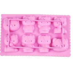 Hello Kitty Ice Cube