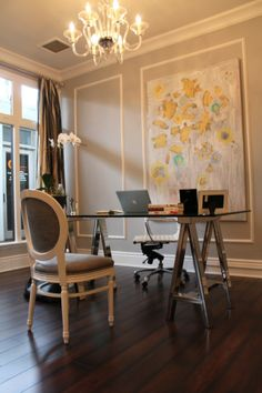 gorgeous offices of Westside Nannies