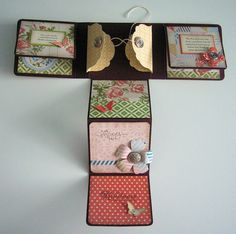 Stampin'Up! met Erna Logtenberg (Love To Stamp): Mini Album