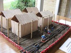 New world history projects high school social studies Ideas School Projects, World History Projects, Art History, Social Studies Projects, Black History Month Activities, American History Lessons, High School History, School Displays, Miniatures