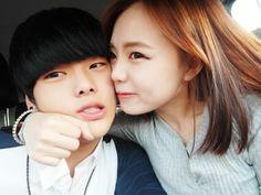 Lee Seyong and Hong Young Gi.