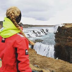 Beautiful views of waterfalls and nature!  Photo from @ marionmoe Instagram
