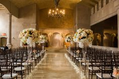 High Elegance at High Noon Wedding at The Bell Tower on 34th in Houston: Evanna + Jamal