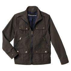 Urban Republic Boys' 4-Pocket Windbreaker Jacket