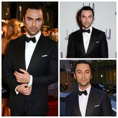 Traveling Fool, Angliophile, Poldark — A little Turner Tuxedo collage