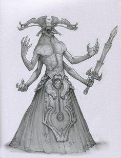 Sentinel by Mavros-Thanatos.deviantart.com on @deviantART